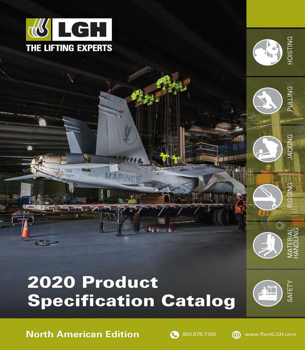 LGH Specification Catalog