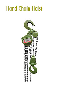 Hand Chain Hoist Rental | Hoisting Equipment