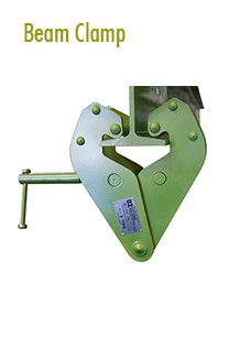 Beam Clamps Rental | Hoisting Equipment