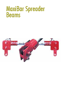 MaxiBar Spreader Beams Rental | Rigging Equipment