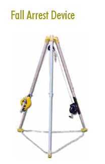 Confined Space Rescue Systems Rental | Safety Equipment