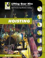 Catalog: Hoisting Section
