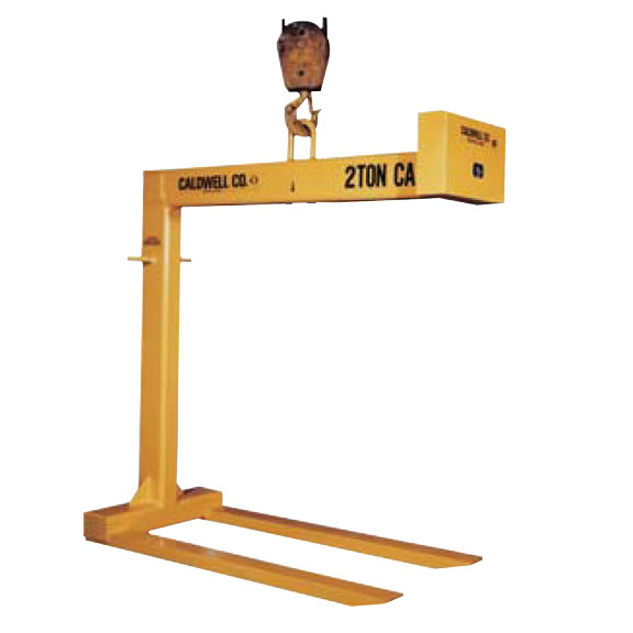 Fixed Forks Pallet Lifter