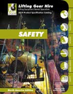 LGH Catalog: Safety Equipment Section