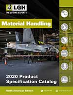LGH Catalog: Material Handling Section